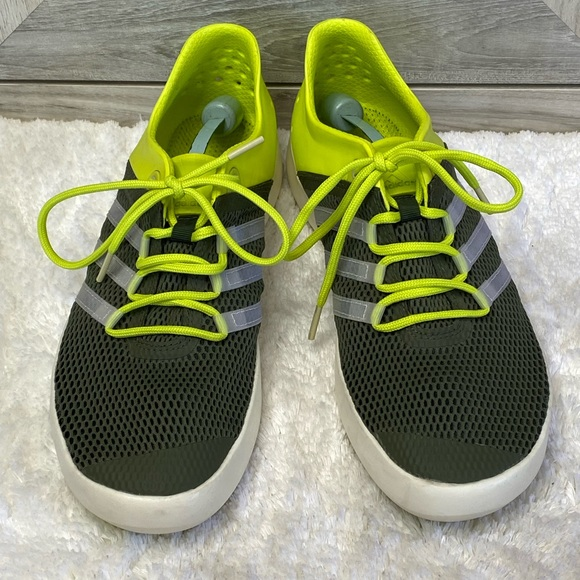 Adidas Climacool Boat Pure Water M 9.5 W 10.5